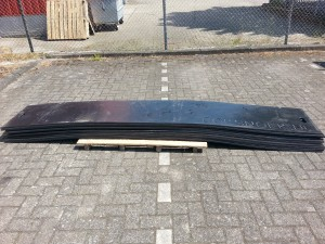 Kunststof rijplaten huren in Noord-Holland