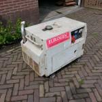 Een klein aggregaat huren doe je bij Cok Snoek van Snoek Handelsonderneming in Noord-Holland, Spierdijk, De Goorn