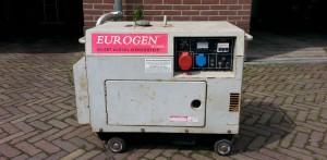 Aggregaat huren of Generator huren