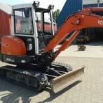 In Noord-Holland kun je een 3,5 tons kraan huren bij Snoek handelsonderneming
